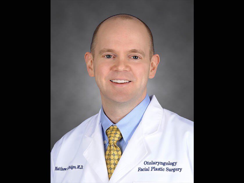 Matthew Bridges M.D.