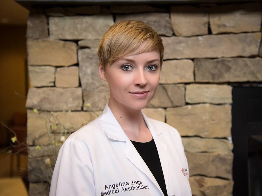 Angelina Zega, Medical Aesthetician